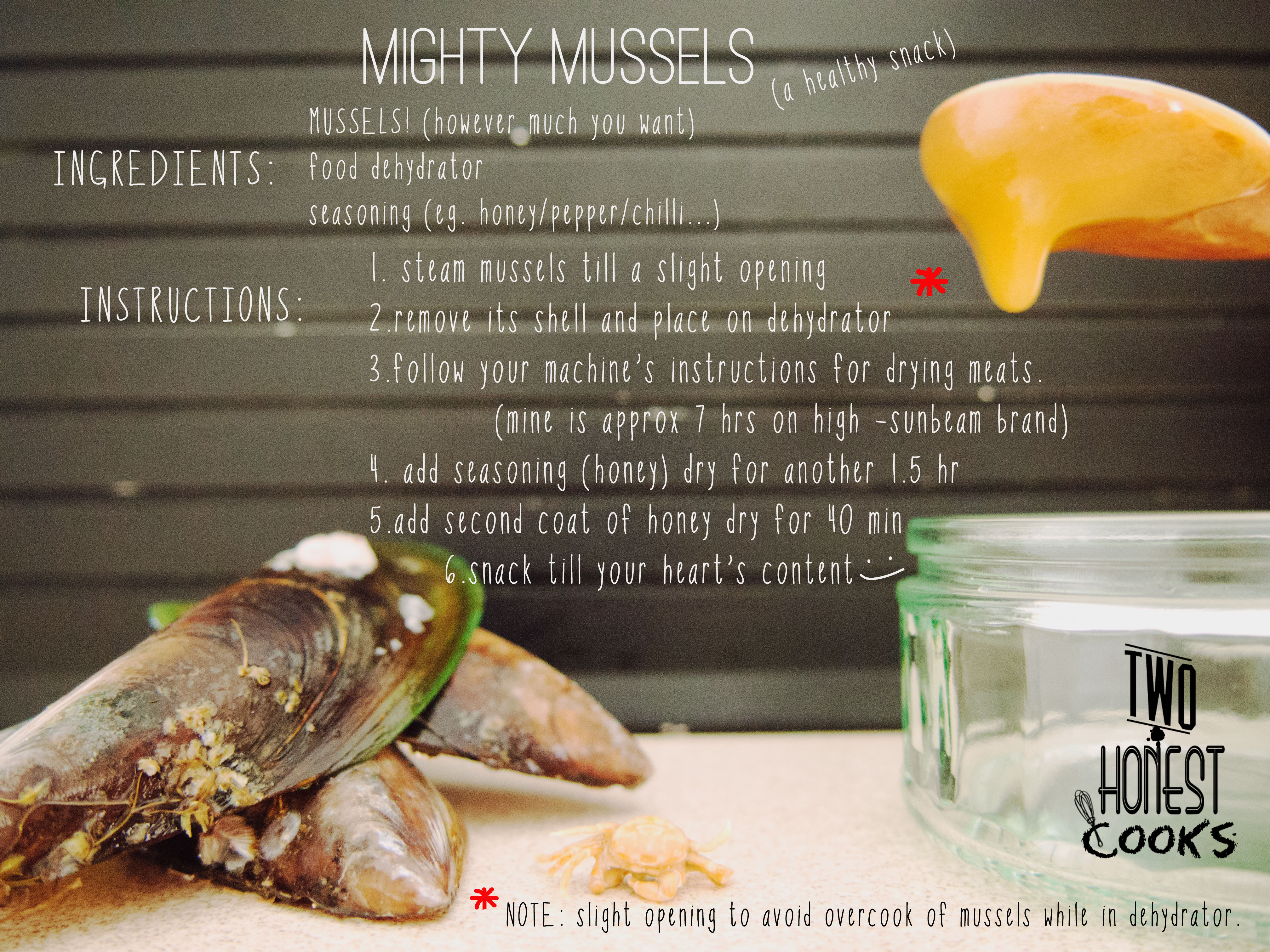 Mighty Mussels | TWO HONEST TRUTHS