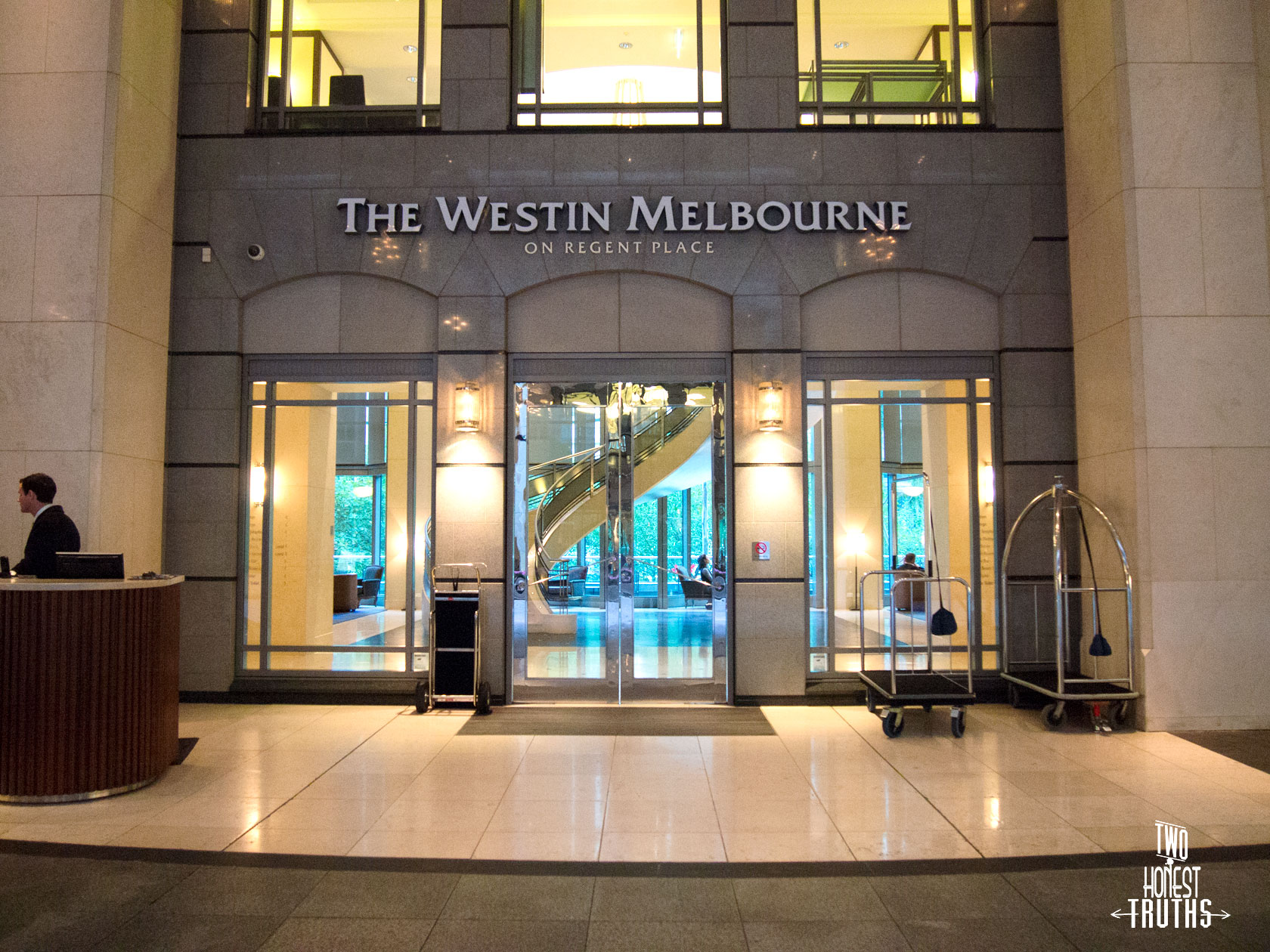 Melbourne The Hotel Edition TWO HONEST TRUTHS